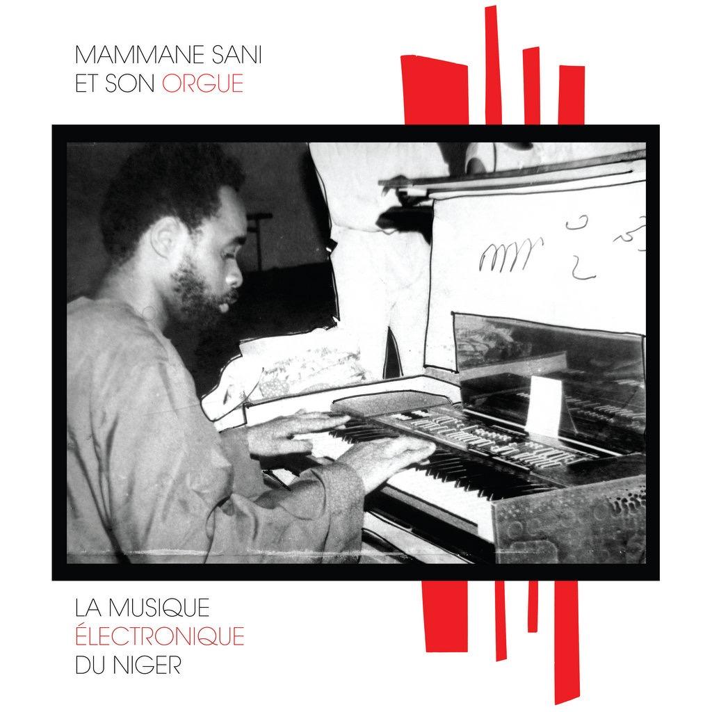 SS-011 La Musique Electronique du Niger